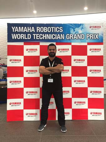 Yamaha Robotics World Technician Grand Prix 340x454