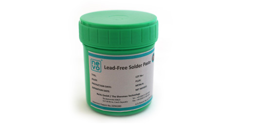 Low Temprature Solder Paste Shenmao