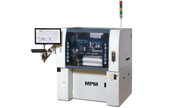 mpm edison screen printer