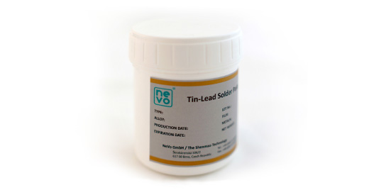 Tin Lead Solder Paste Shenmao